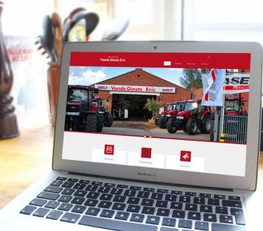 garage-vandeginste-website